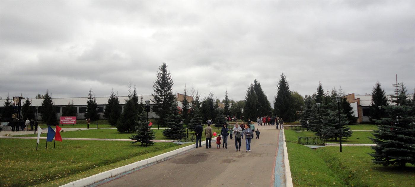 Tank museum, Kubinka, Moscow region